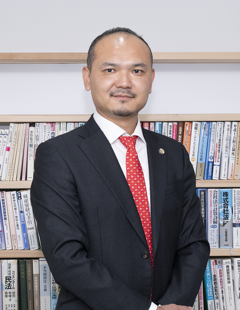 弁護士 森居 秀彰(もりい ひであき)